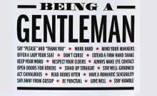 Gents, don't be a bitch