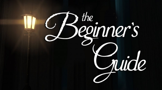 【遊戲簡介】The Beginner's Guide