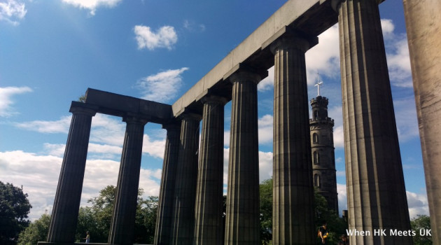 Searching for Athens of the North – Edinburgh Vista